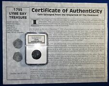 RARE! Spanish Colonial 1671/70 P E SHIPWRECK 2 Reales Well-Documented Overdate!