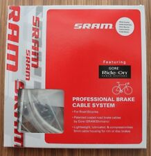 SRAM Ride-On professional brake cable system - coated Gore / White