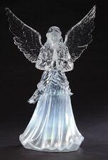 "Roman 32822 24"" Led Acrylic Angel Praying Figure"