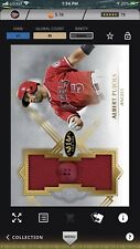 Topps BUNT Albert Pujols 35cc ICONIC Tier One Buttons