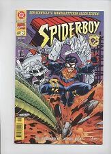 DC / MARVEL CROSSOVER # 6 - SPIDER-BOY / AMALGAM - DINO VERLAG 1996 - NEUWARE