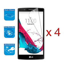 4 x Screen Cover Guard Shield Film Foil For LG G4 Front Clear Protector