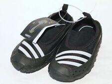 NWT Adidas ADIFIT Jawpaw K Boys Watersport Shoes Black Q21008 Big Kids 4