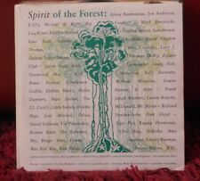 SPIRIT OF THE FOREST - ARTISTI VARI - STAMPA E.S. NUOVO 1989 RAMONES - IGGY POP