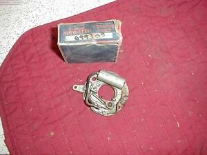 NOS MOPAR 1939-48 DESOTO CHRYSLER DODGE PLYMOUTH DISTRIBUTOR BREAKER PLATE