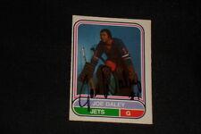 JOE DALEY 1975-76 WHA O-PEE-CHEE SIGNED AUTOGRAPHED CARD #101 JETS