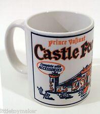 Ceramic mug featuring Marx Prince Valiant Castle Fort Play Set