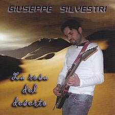 GIUSEPPE SILVESTRI - La Rosa Del Deserto CD Neoclassical Progressive Metal/Shred