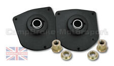 FITS LANCIA EVO FIXED ALUMINIUM SUSPENSION TOP MOUNTS (PAIR) CMB0609