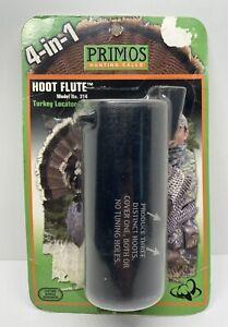 Primos 314 Hoot Flute Owl Turkey Locator Call