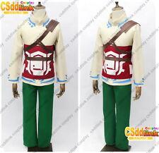 Skyward Sword Skyloft Link from the Legend of Zelda Cosplay Costume