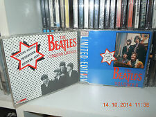 THE BEATLES 2 CD SINGLE LIMITED EDITION PICTURE DISC INTERVIEW