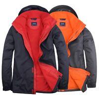 Jacke Outdoor Regenjacke Berufsbekleidung Funktionsjacke Freizeit Gr. XS-XXL