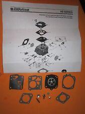 Genuine Tillotson carb Repair kit Rk-21Hs Stihl 041, 041Av Farm Boss Chain saw