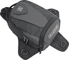 OGIO Supermini Tanker Motorcycle Tank Bag Sunglass Wallet Pocket Offroad - Black