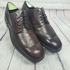 Cole Haan Men's 10M Grand Wing Oxford shoes