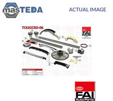ENGINE TIMING CHAIN KIT FAI AUTOPARTS TCK42CRD-06 G NEW OE REPLACEMENT