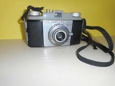 Vintage Kodak Pony 135 B Camera with brown leather case untested