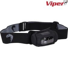 VIPER TACTICAL SPECIAL OPS HEAD TORCH WHITE RED LED LIGHT MOLLE CADET ARMY