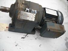 M118 M119 mobilGear 630 R63DT71D6 850072483.98.98.004 155.61/1 ratio 3 phase