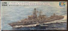1/700 Soviet Russian Navy Varyag / Moskva / Slava Class Cruiser Trumpeter #05721