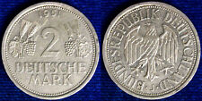 2 MARK 1951 J GERMANIA GERMANY #7176A