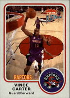 2002-03 Fleer Platinum Basketball Cards Pick From List