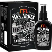 Man Arden 7X Beard Oil 30ml - 7 Premium Oils For Beard Growth & Nourishment