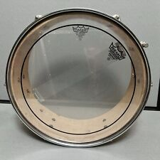 "Kent Snare drum Kenmore NY USA Orange 14""x 5"""