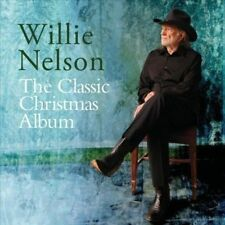 The Classic Christmas Album by Willie Nelson CD Compact Disc NEW 2012 FREE SHIP