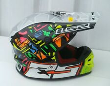 LS2 LS 2 MX 456 HPFC Ivan Cervantes Replica Punch MX Helm Crosshelm Motocross