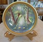 ANTIQUE+LIMOGES+ELITE+HAND+PAINTED+SIGNED+FOOTED+BOWL%2C+FOREST+SCENE%2C+5+1%2F2%22