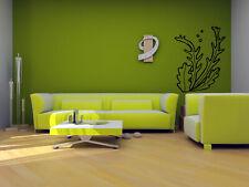 Wall Vinyl Sticker Decals Mural Room Design Art Sea Algae Plant Ocean  bo687