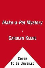 The Make-a-Pet Mystery (Nancy Drew and the Clue Crew)-ExLibrary