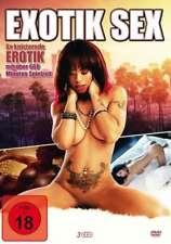 Exotik Sex (8 Filme auf 3 DVDs) - 662 min - Erotikfilm - FSK 18 Neu/OVP