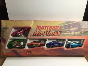 Vintage Matchbox G3 Wild Ones Gift Set 1973