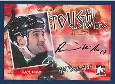 BASIL MCRAE 05-06 IN THE GAME TOUGH CUSTOMERS 2005-06 AUTOGRAPH  15892