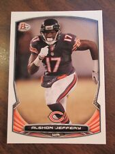 2014 Bowman Chicago BEARS Team Set (7c)