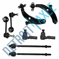 New 8pc Front Lower Control Arm Set & Suspension Kit Ford Probe Mazda 626 & MX6