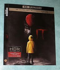 IT,  IT CHAPTER TWO  4K Blu ray slipcover
