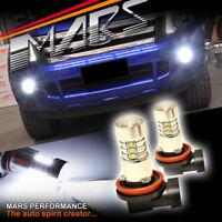 MARS Projector LED Bumper Bar Driving Fog Lights Bulbs Globes Ford Ranger PX T6