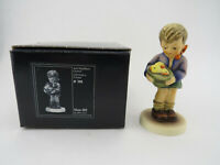 "Hummel Goebel ""Gift From A Friend"" #485 TMK7 4-7/8"" Figurine w/ Box"