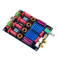 Stereo Audio Amplifier Module High Power TPA3116 2.0 DIY HiFi Digital Amp