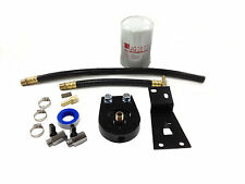 Ford 7.3L Coolant Filter kit Filtration system w/ 1 spin on filter F250 F350