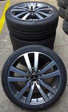 4 Mercedes-Benz Sommerräder 225/40 R18 92Y 245/35 R18 94Y SLK SLC R172 inkl. RDK