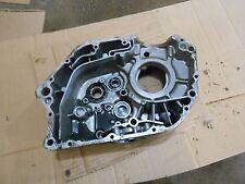 Kawasaki KLX125 KLX 125 Suzuki DZR125 2004 04 left engine case crankcase