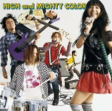 High and Mighty Color san 1st Press Limited Japan CD+DVD w OBI SECL-481