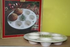 Cupcake, Muffinform 28 cm Spode Christmas Tree