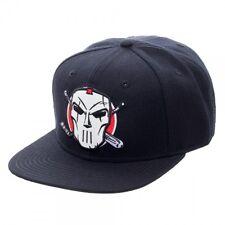 Teenage Mutant Ninja Turtles Casey Jones Snapback Cap Hat Authentic Licensed