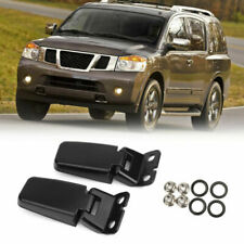 L+R Rear Rear Tailgate Window Glass Hinges for Nissan Armada 04-2015 90321-7S000